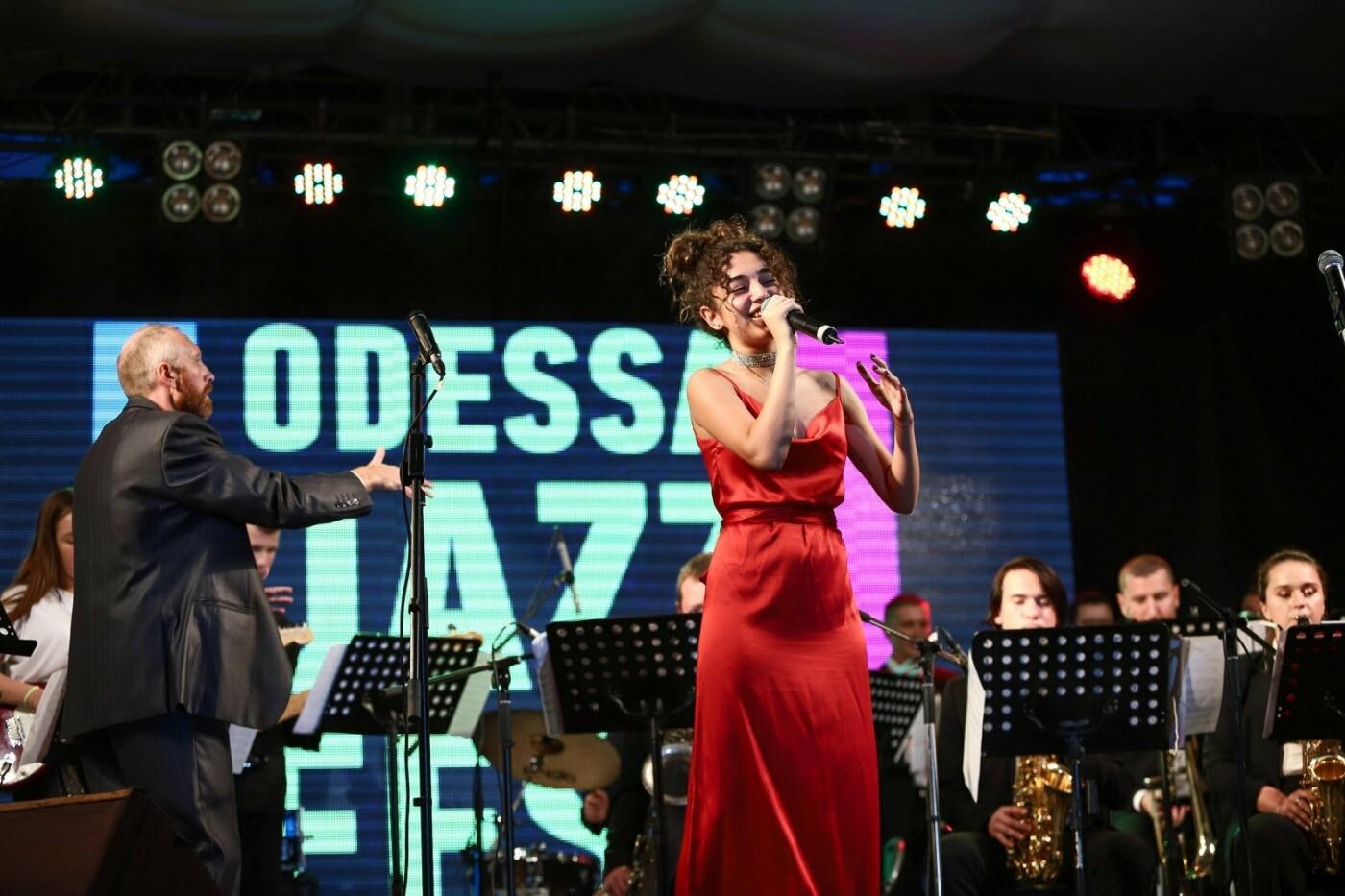 В Одессе прошел джазовый фестиваль под открытым небом, - ФОТО, фото-4