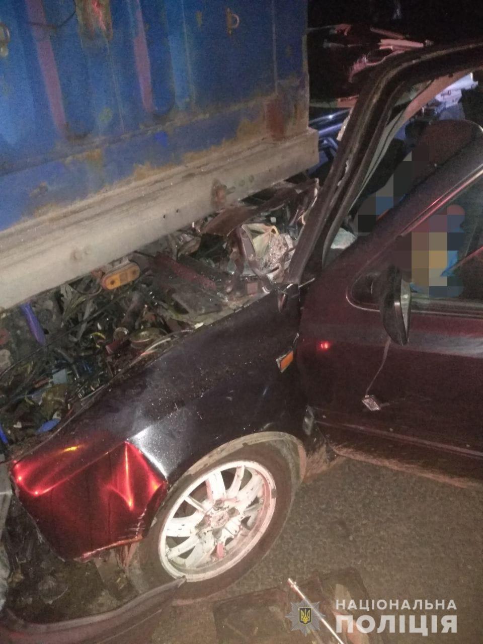 В Одесской области в ДТП погиб человек и пострадал ребёнок, - ФОТО1