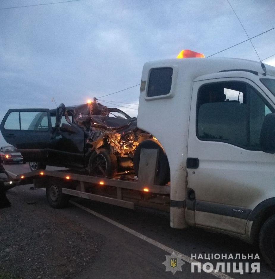 В Одесской области в ДТП погиб человек и пострадал ребёнок, - ФОТО2