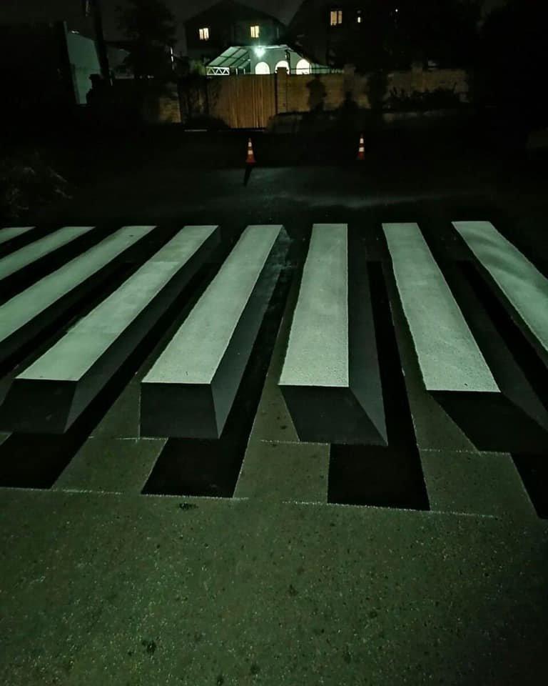 В Одессе появился трёхмерный пешеходный переход, но не все им довольны, - ФОТО, фото-1
