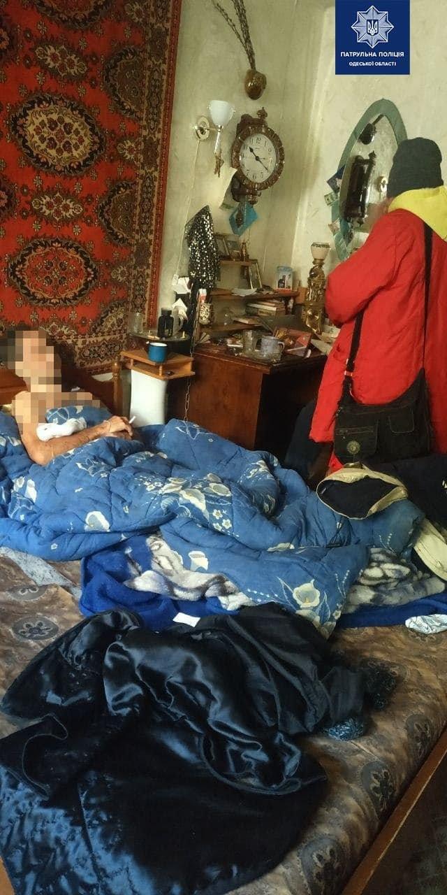 В Одессе мужчина пытался покончить с собой, наполнив квартиру газом, - ФОТО1