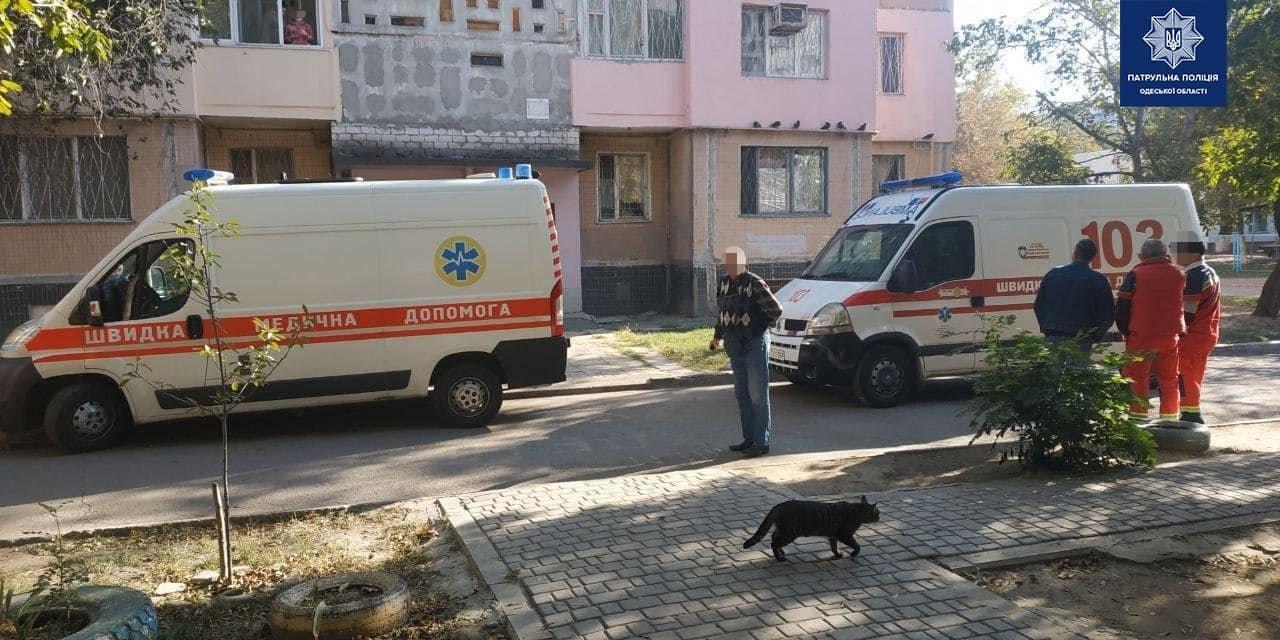 В Одессе мужчина пытался покончить с собой, наполнив квартиру газом, - ФОТО3