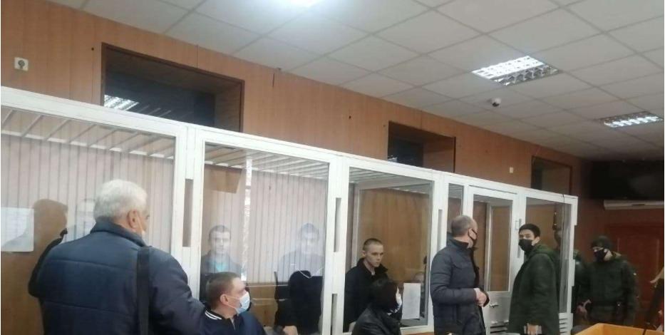 Бунт в колонии Одессы: в суде выступили спецназовцы, заключенные слушали без масок и лезвий,- ФОТО, фото-1