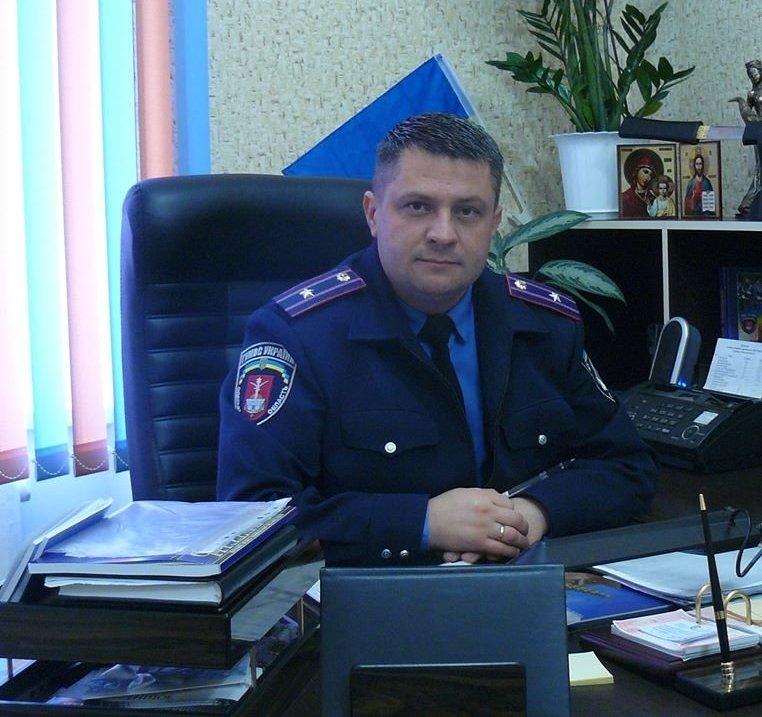 В Одесской области полицейский стал главой громады, - ФОТО, фото-1