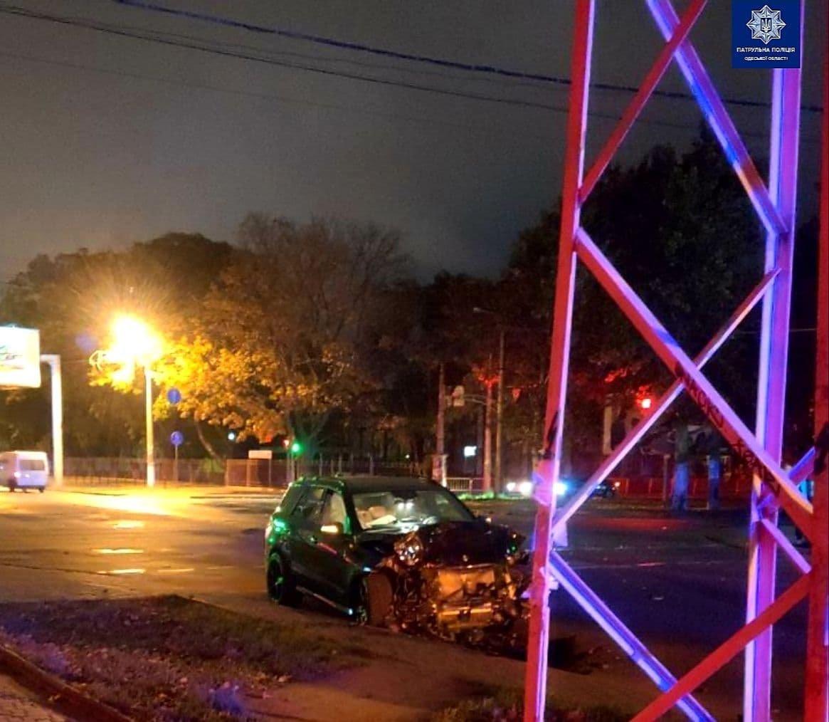 Серьезное ночное ДТП в Одессе: погибла пассажирка одного из..., фото-11