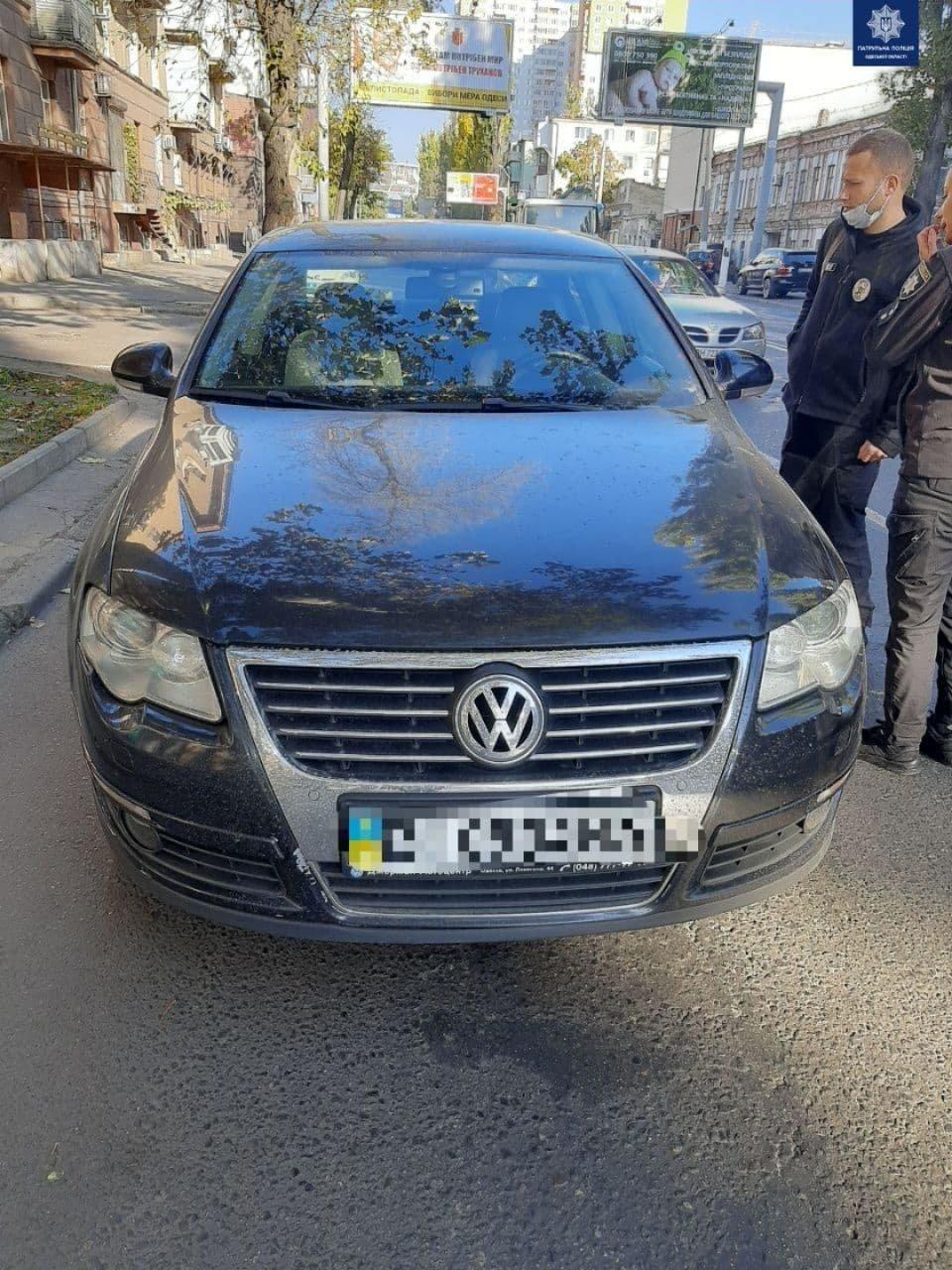 В Одессе на Среднефонтанской автомобиль сбил пешехода, - ФОТО, фото-11