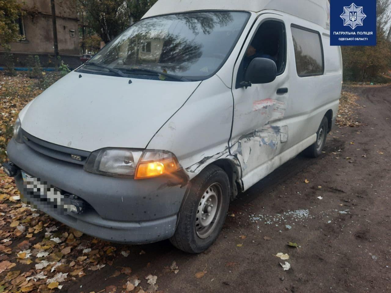 В Одессе в ДТП с тремя автомобилями пострадал мужчина, - ФОТО, фото-3