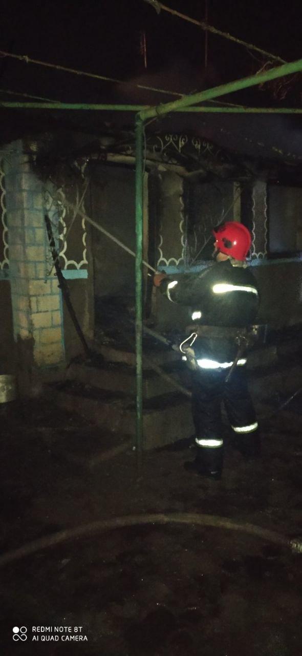 Огонь унес жизнь 42-летней женщины из Одесской области, - ФОТО, фото-2