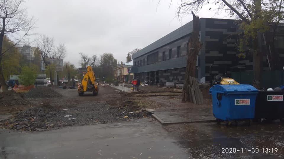 В Одессе экоинспекция обвиняет известный супермаркет в уничтожении деревьев, - ФОТО, фото-2