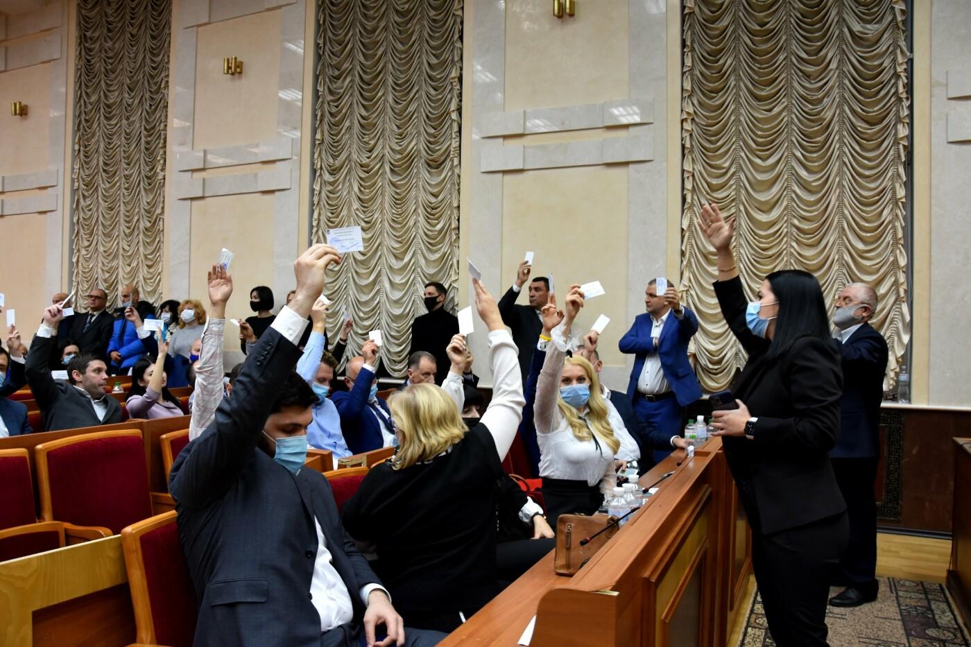 Первая сессия в Одесском облсовете состоялась с опозданием на 12 часов, - ФОТО, фото-3