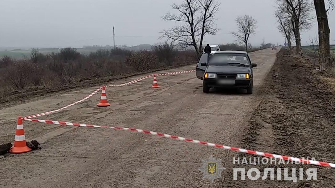 Стреляли в машину: в Одесской области убили пассажира, - ФОТО, ВИДЕО (ОБНОВЛЕНО) , фото-3