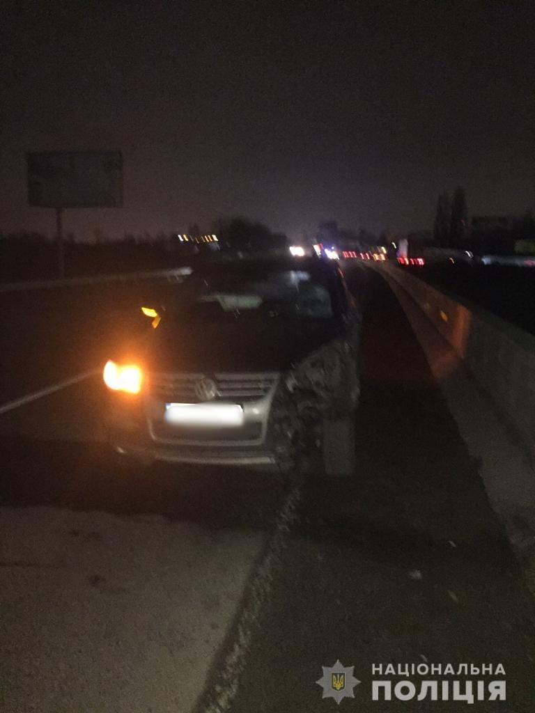 В ДТП под Одессой погиб пешеход, - ФОТО, фото-1