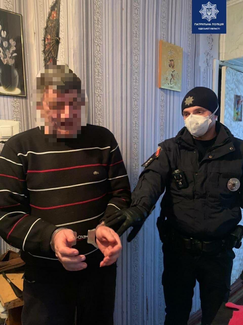 В Одессе отец смертельно ранил сына во время застолья, - ФОТО, фото-1