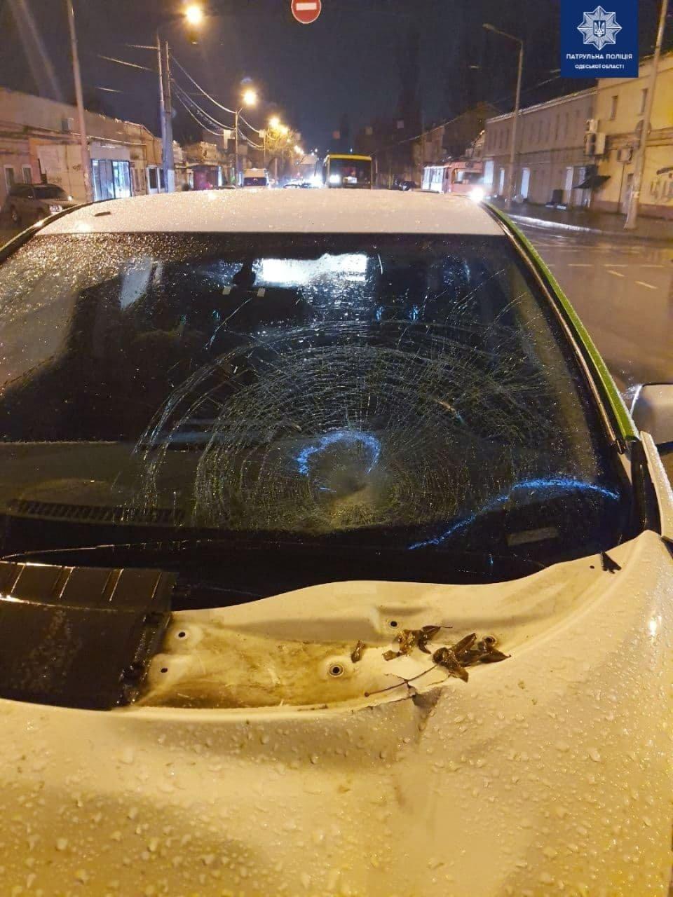 В Одессе электрокар сбил женщину, - ФОТО, фото-1