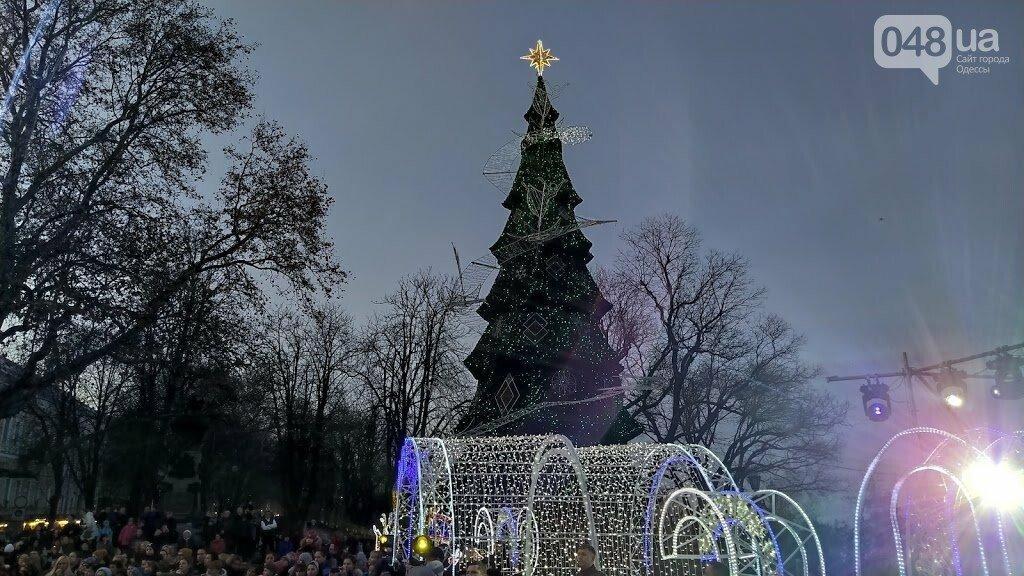 Как менялась главная одесская елка, - ФОТО, фото-9