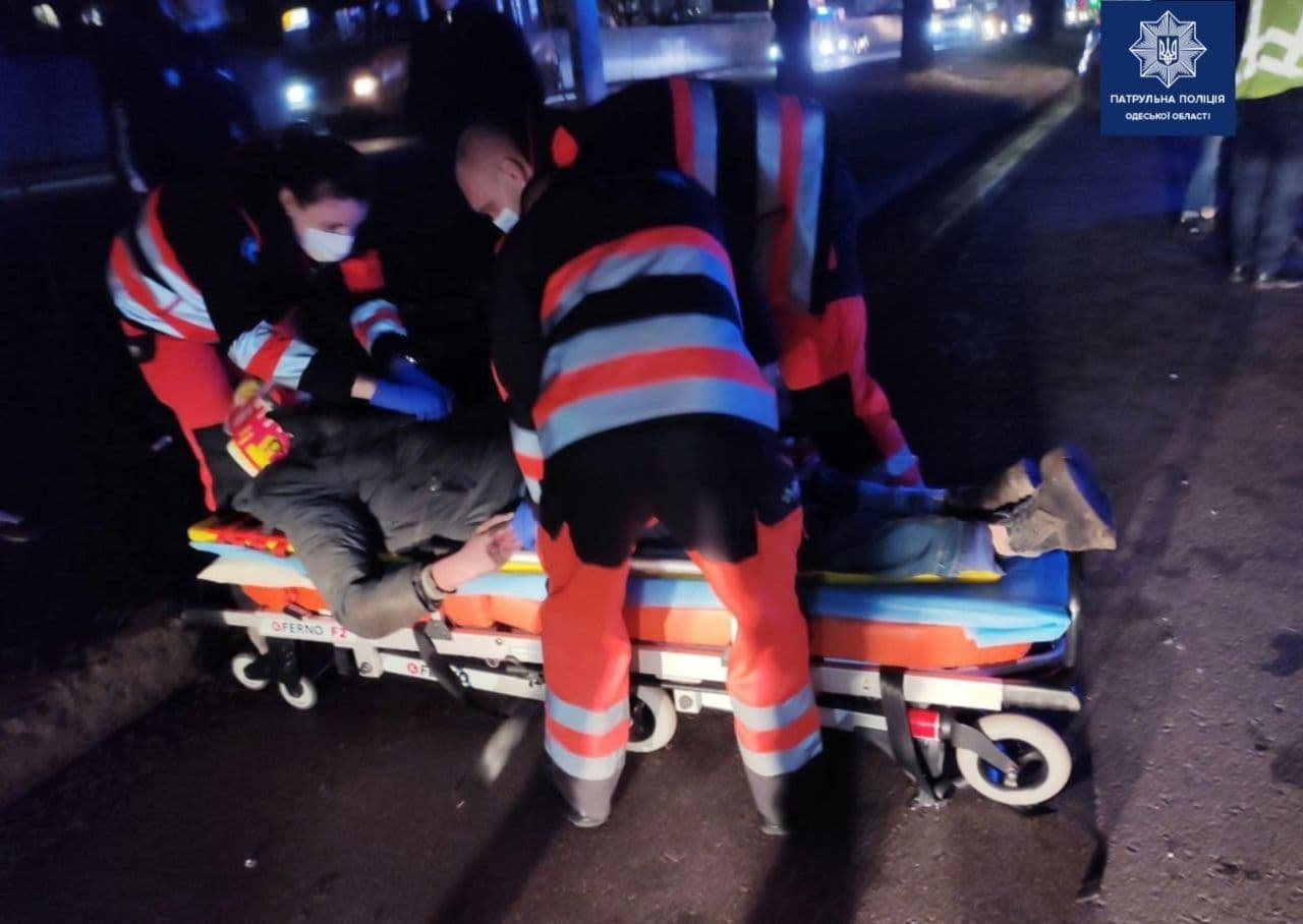 Переходил в неположенном месте: мужчина попал под колёса тя..., фото-22
