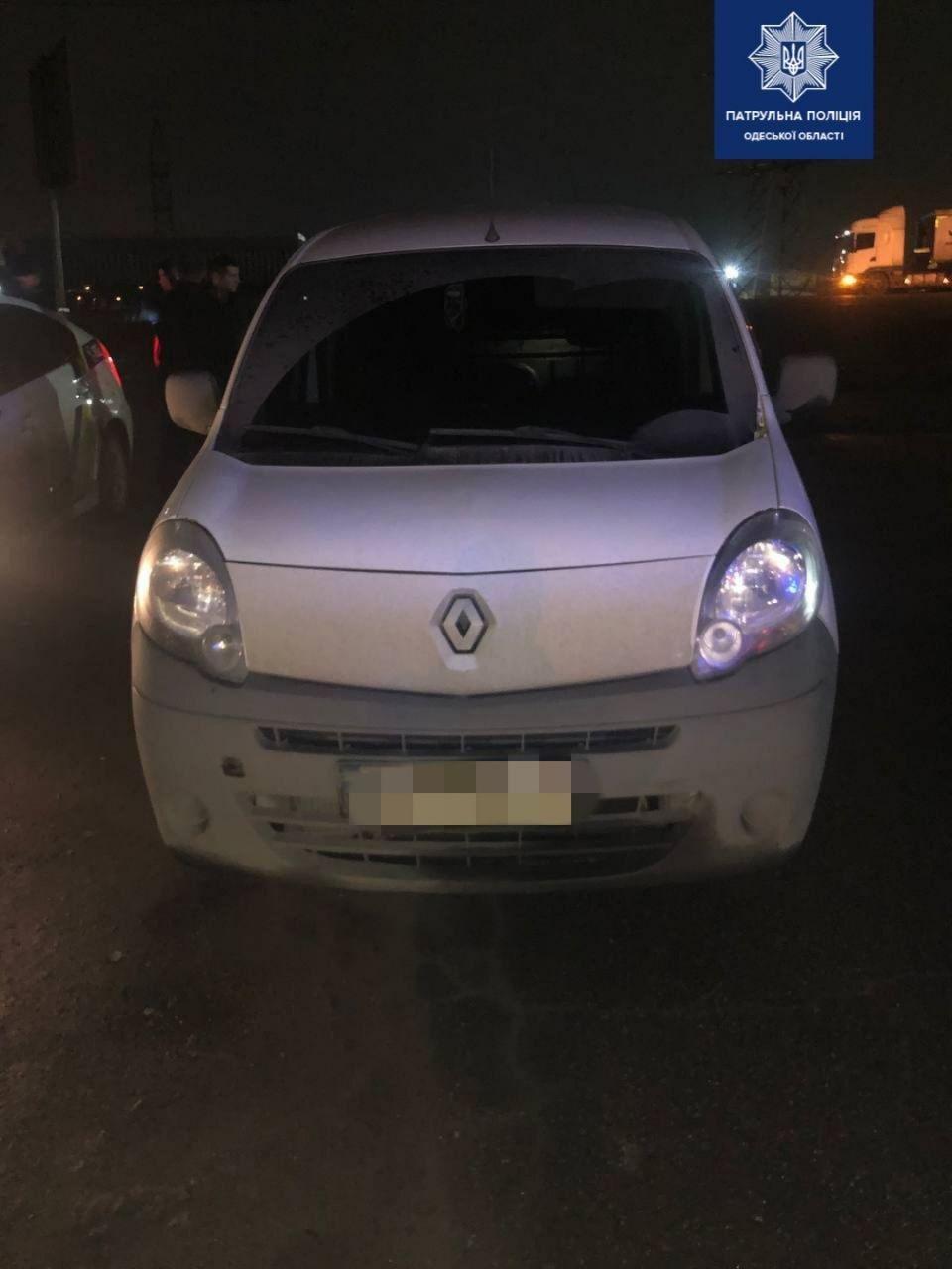 В Одессе задержали нетрезвого водителя без прав, который вё..., фото-22