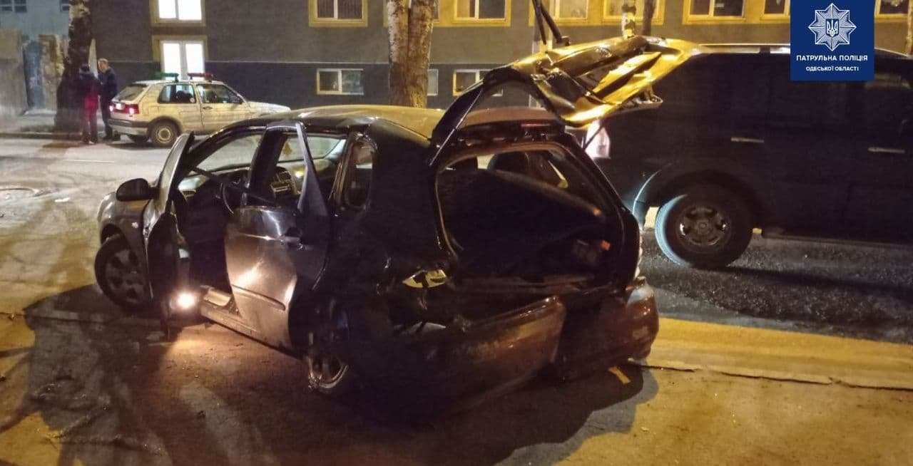 ДТП с участием пяти иномарок в Одессе: пострадала женщина,..., фото-22