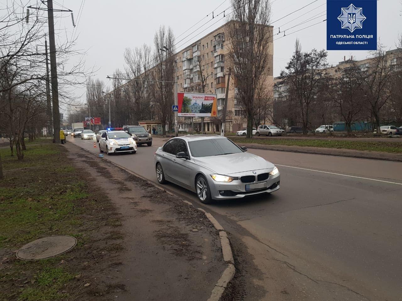 В Одессе в Киевском районе сбили пешехода, - ФОТО, фото-11