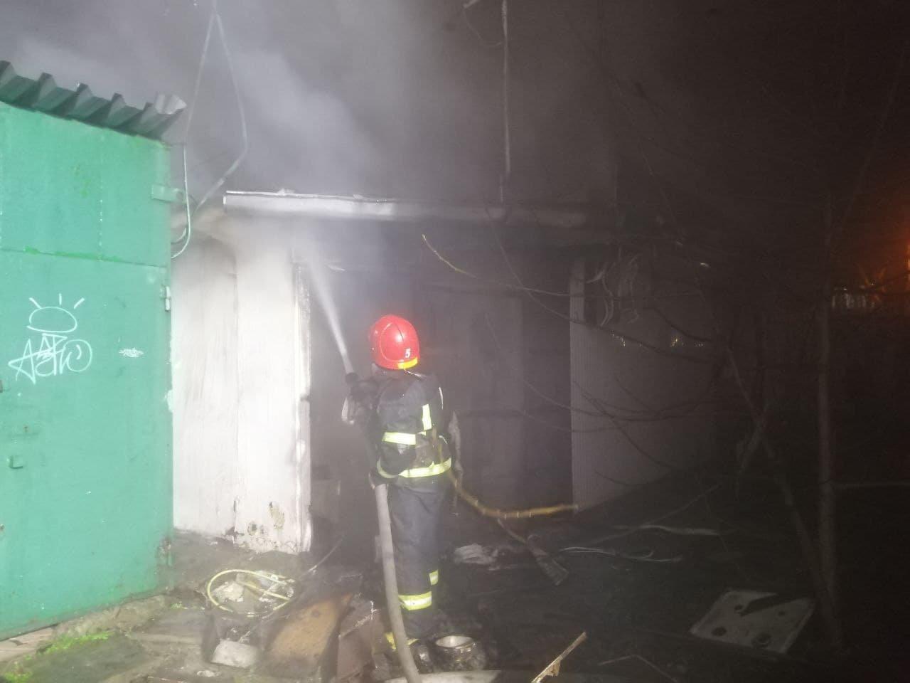 В Одессе во время пожара сгорело 70 кур, - ФОТО, фото-11