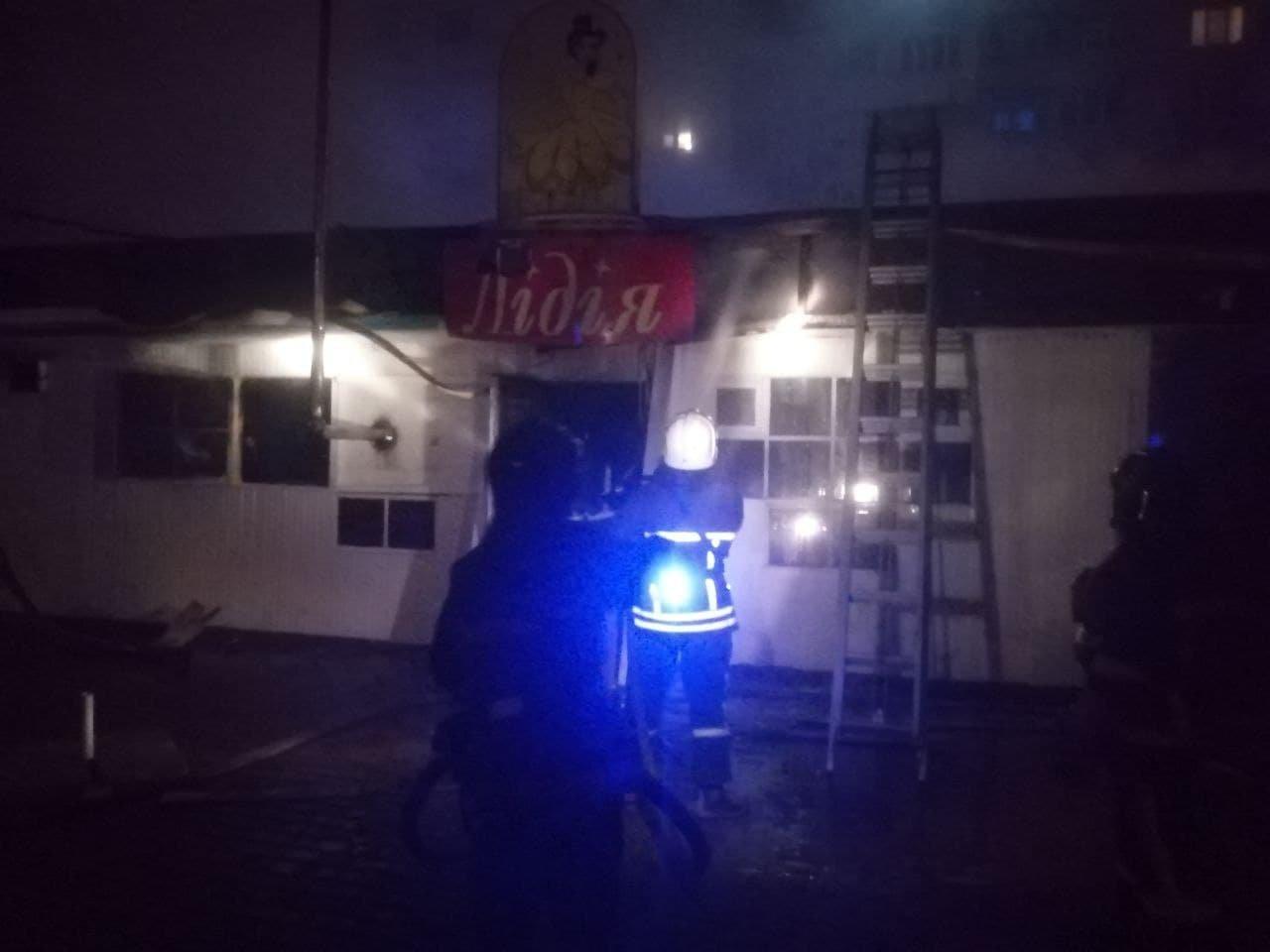 В Одессе во время пожара сгорело 70 кур, - ФОТО, фото-22