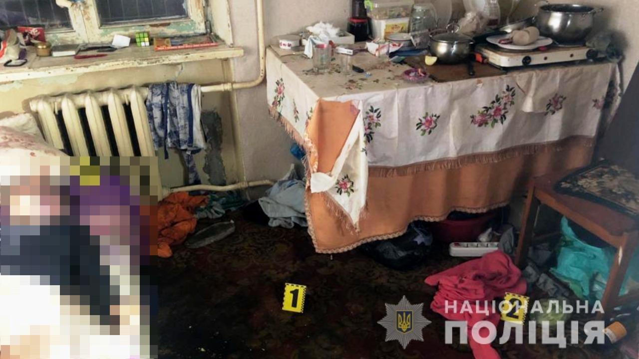 В новогоднюю ночь в Одессе мужчина до смерти избил свою сожительницу, - ФОТО, фото-1