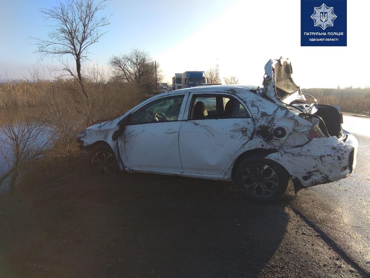 Водитель автомобиля не справился с управлением и слетел в о..., фото-33