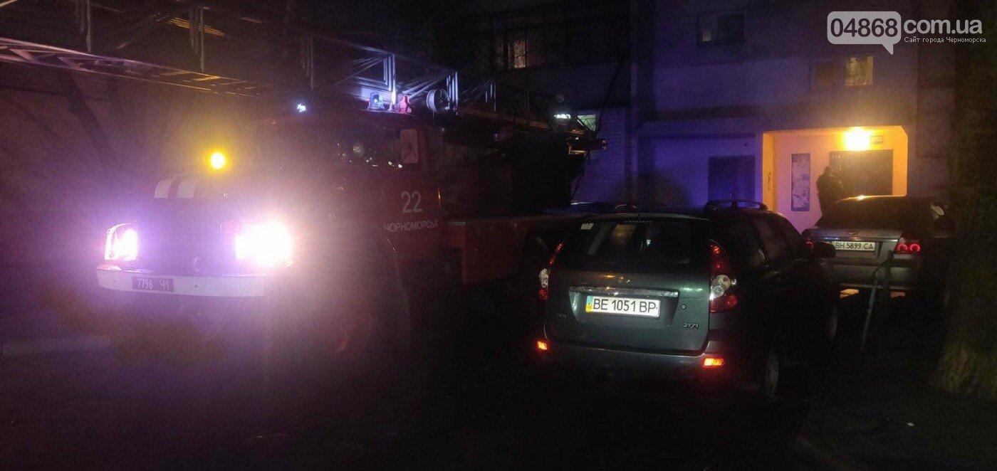 В Одесской области мужчина вышел на улицу через балкон мног..., фото-22