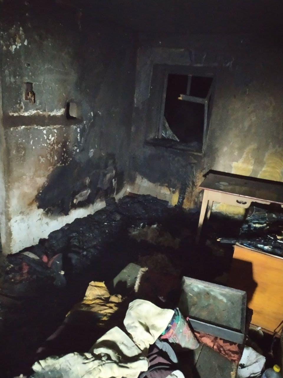 В Одесской области из-за пожара погиб мужчина, - ФОТО1