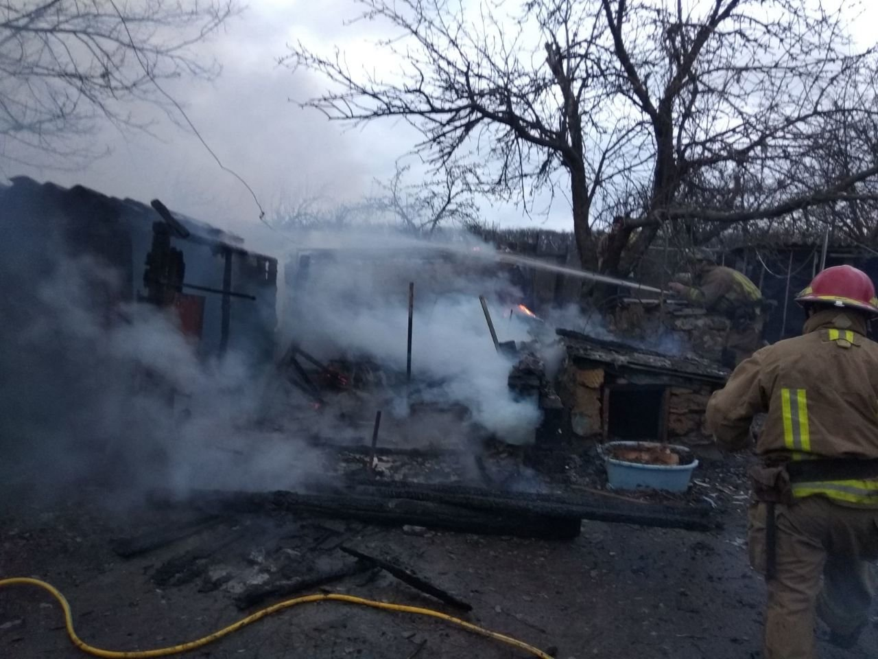 В Одесской области пожарные спасли частный дом от огня, - ФОТО, фото-22
