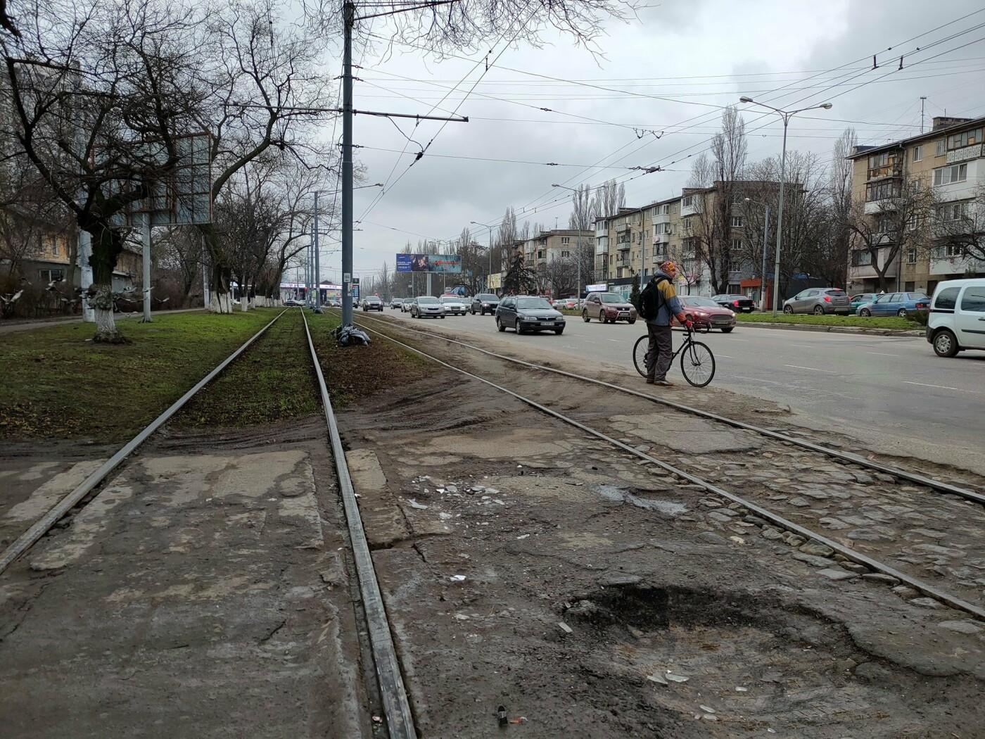 В Одессе микроавтобус врезался в трамвай, - ФОТО, фото-3