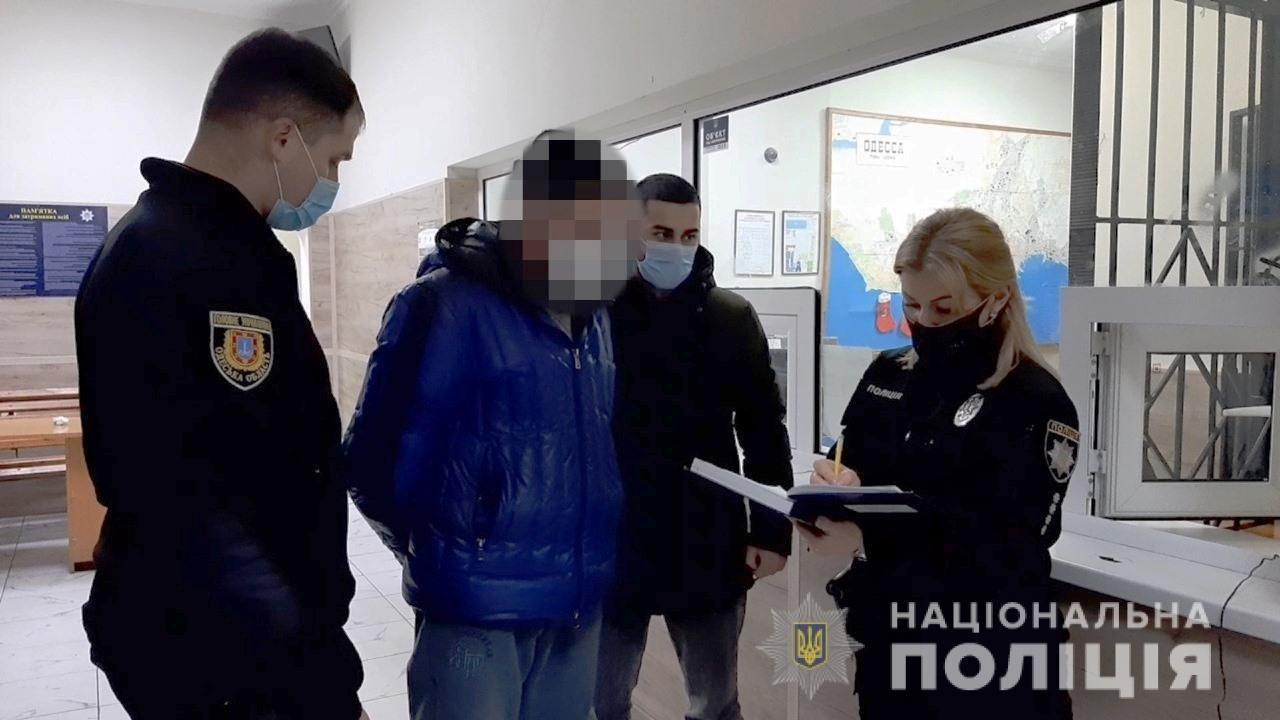 В Одессе гастарбайтер убил друга за воспоминания, - ФОТО, ВИДЕО, фото-1