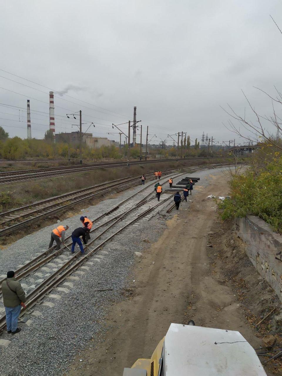 «Евротерминал» достроил железнодорожную ветку от Сухого порта до станции Одесса-Пересыпь, фото-1