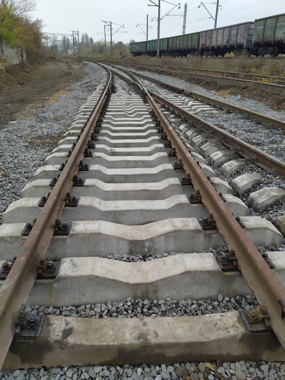 «Евротерминал» достроил железнодорожную ветку от Сухого порта до станции Одесса-Пересыпь, фото-2