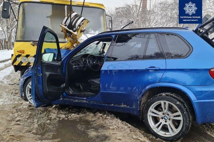 В Одессе в ДТП пострадали двое детей, - ФОТО, фото-1
