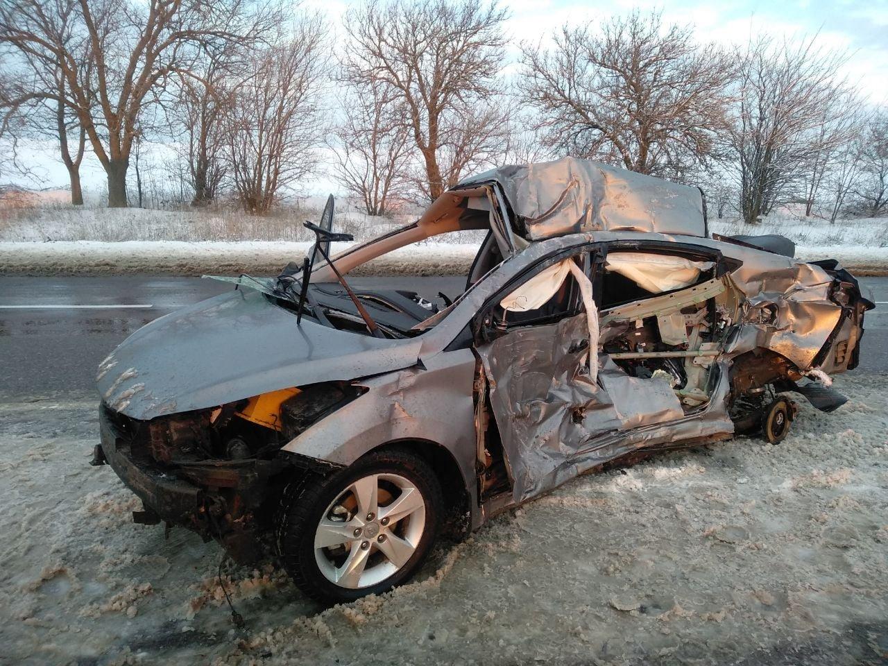 На трассе Киев-Одесса произошло ДТП: есть погибшие, - ФОТО, фото-33