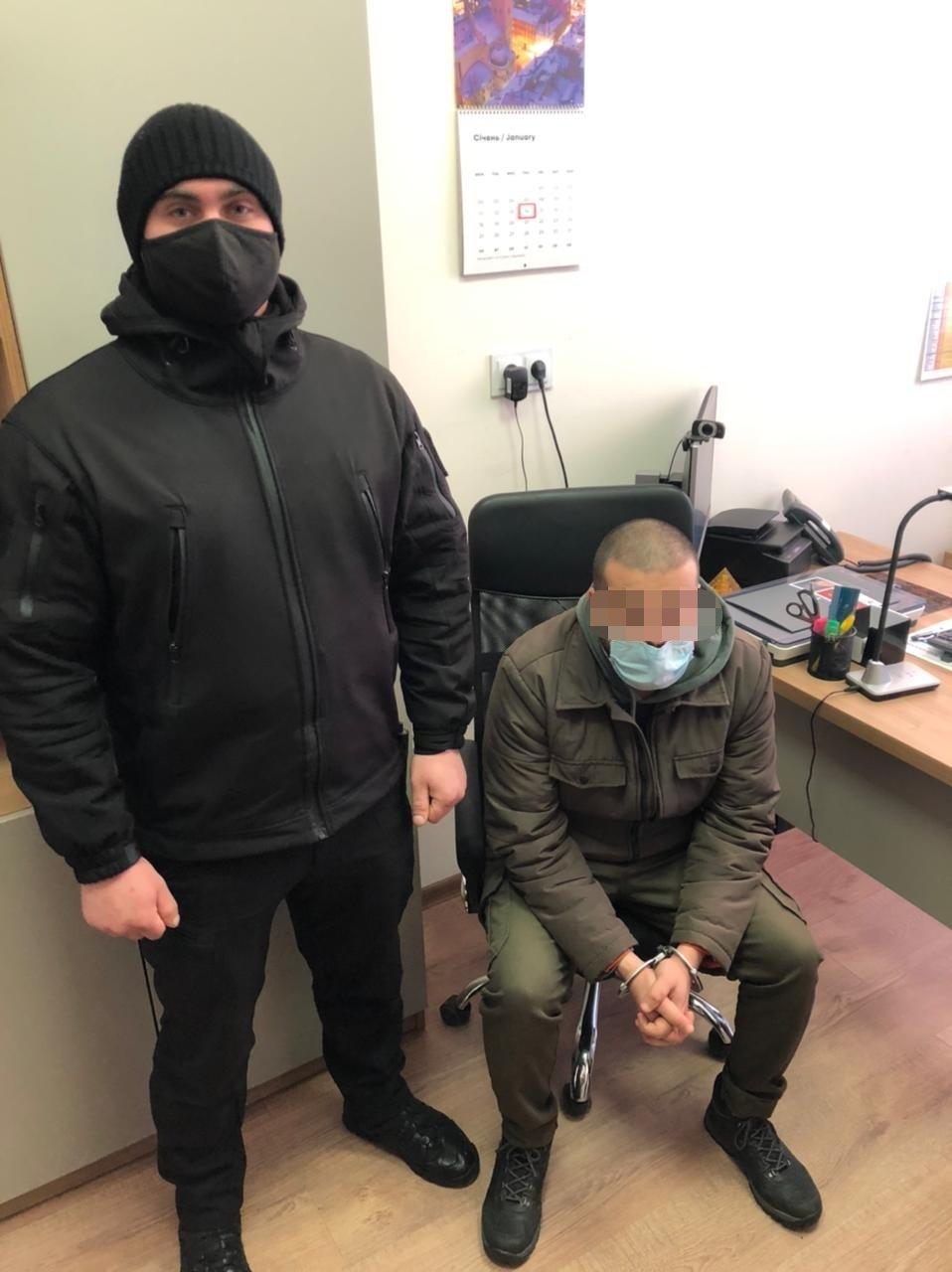 В Одесской области задержали иностранца разыскиваемого Инте..., фото-11