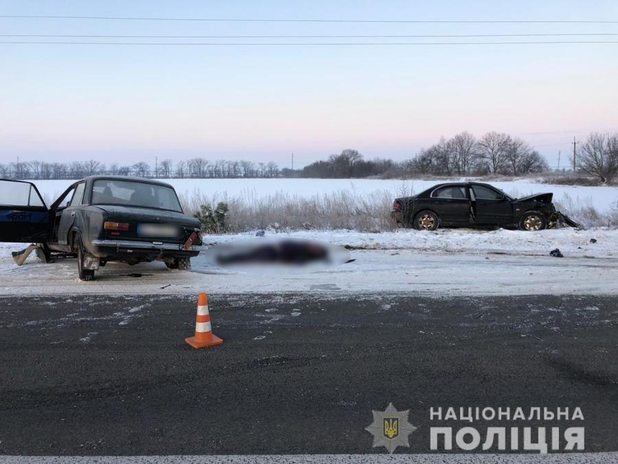 Смертельная авария в Одесской области.2