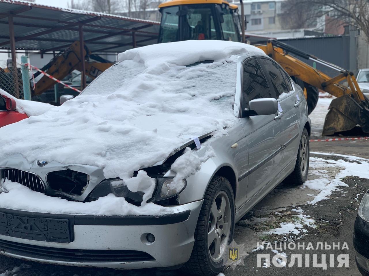 Одессит эвакуатором украл у жителя Николаева BMW и продал его, - ФОТО, фото-1