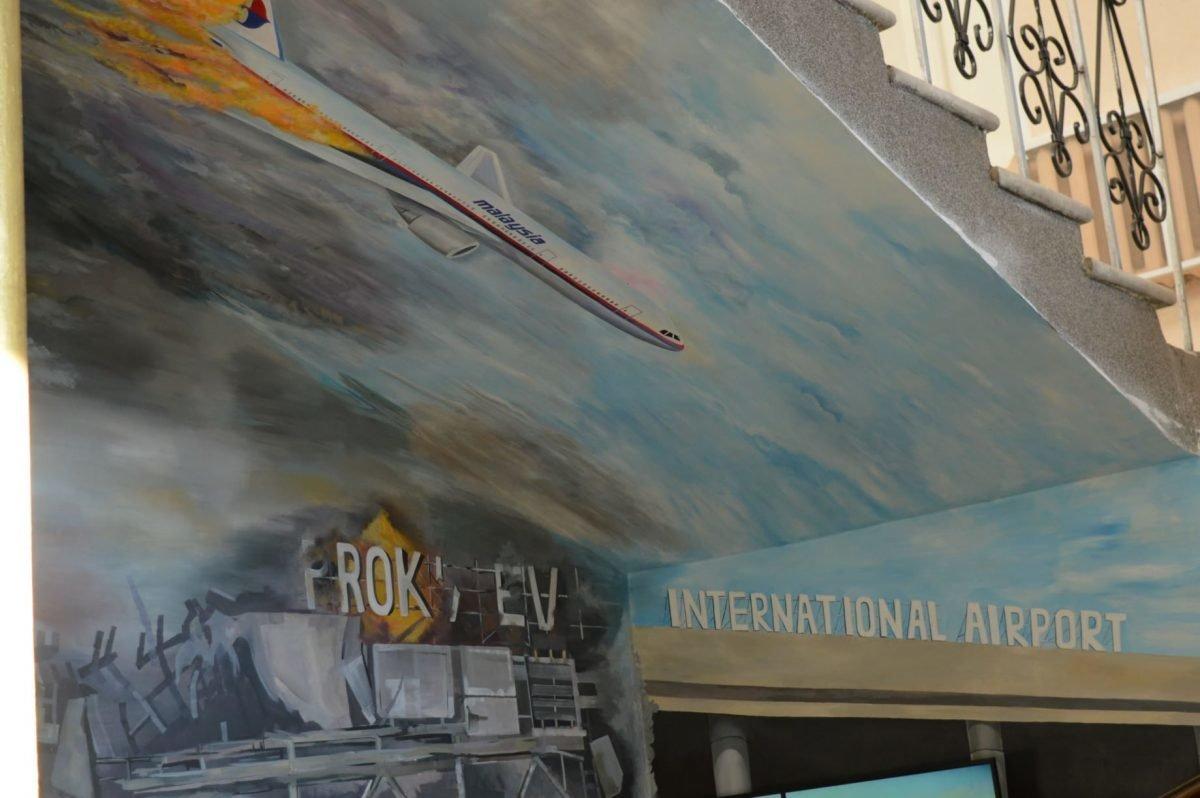 В Одессе открыли диораму героической обороны Донецкого аэропорта, - ФОТО, фото-2