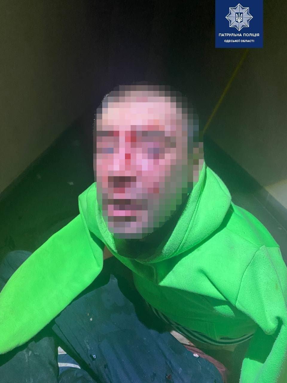 Крушил всё мечом и угрожал одесситам: полицейские задержали..., фото-11