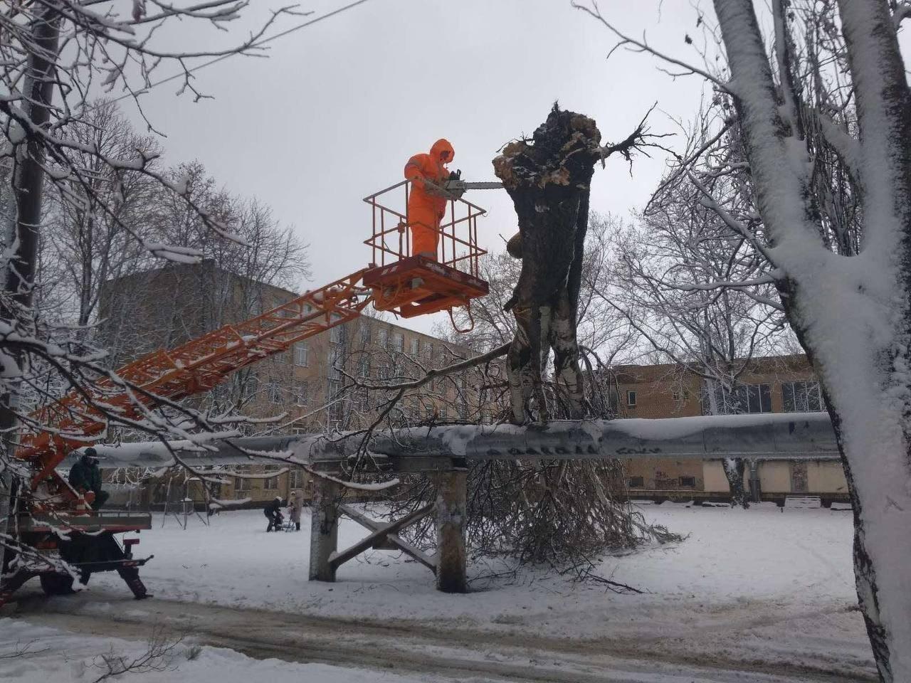 Стихия в Одессе: коммунальщики рассказали о ситуации в городе, - ФОТО, фото-7