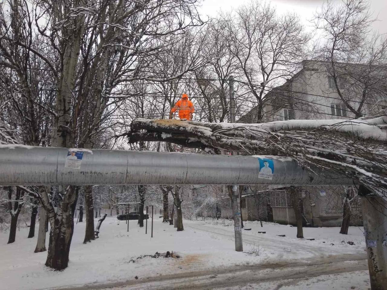 Стихия в Одессе: коммунальщики рассказали о ситуации в городе, - ФОТО, фото-6