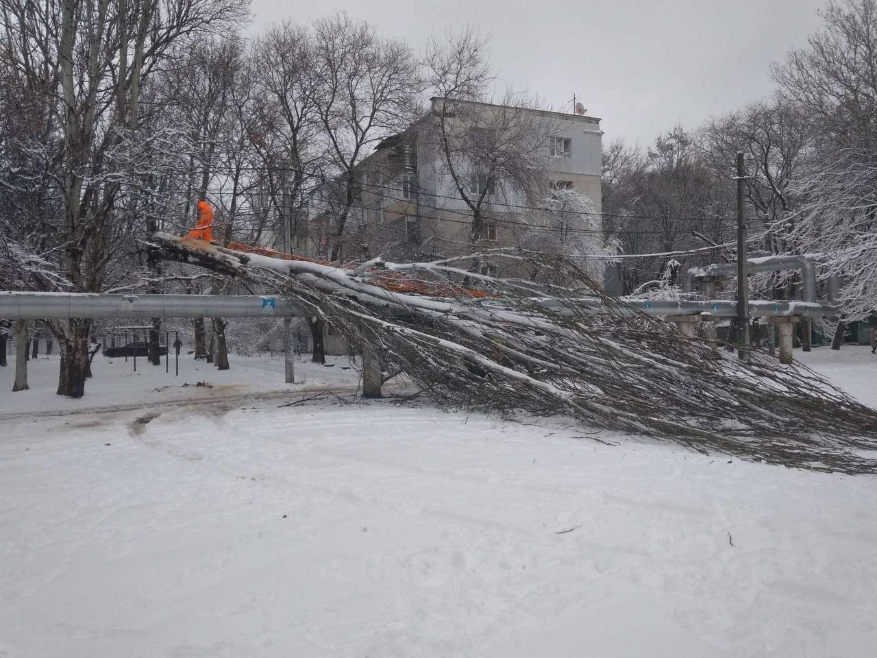 Стихия в Одессе: коммунальщики рассказали о ситуации в городе, - ФОТО, фото-2