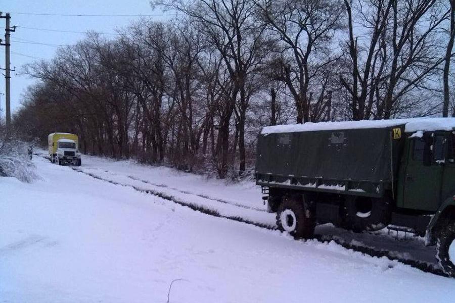 В Одесской области нацгвардейцы помогают справиться со стихией, - ФОТО, фото-6