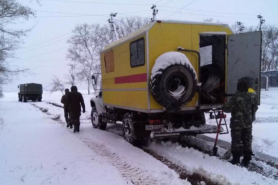 В Одесской области нацгвардейцы помогают справиться со стихией, - ФОТО, фото-7