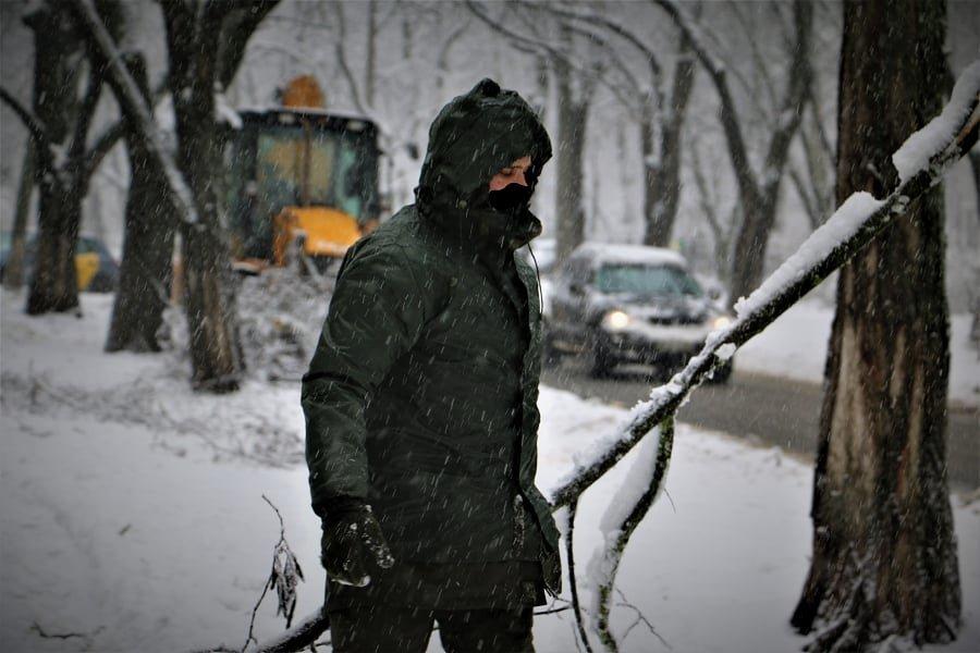 В Одесской области нацгвардейцы помогают справиться со стихией, - ФОТО, фото-3