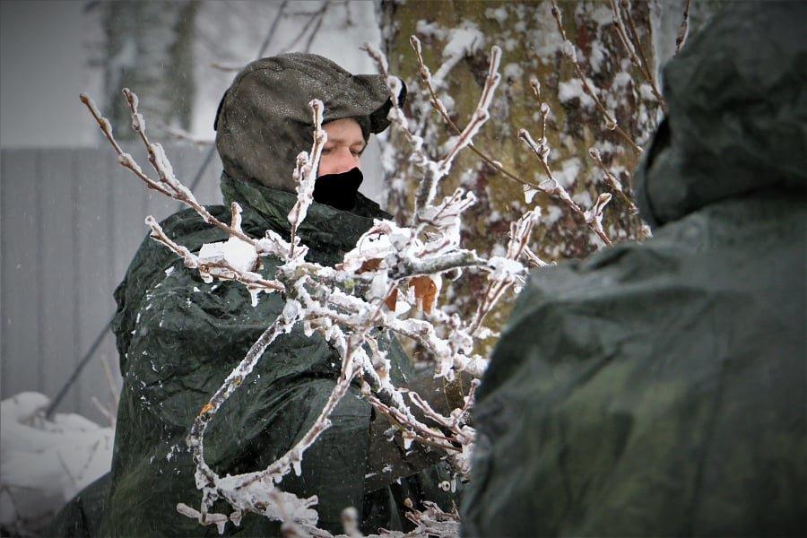 В Одесской области нацгвардейцы помогают справиться со стихией, - ФОТО, фото-4