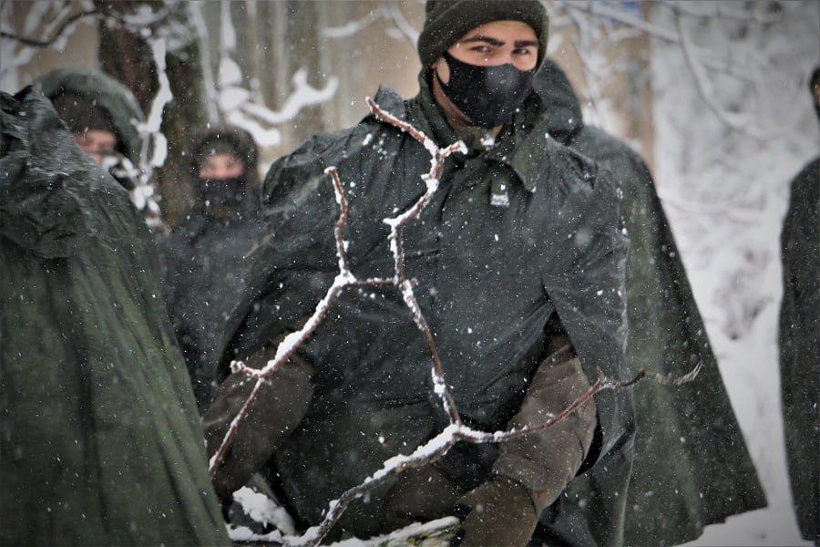 В Одесской области нацгвардейцы помогают справиться со стихией, - ФОТО, фото-5
