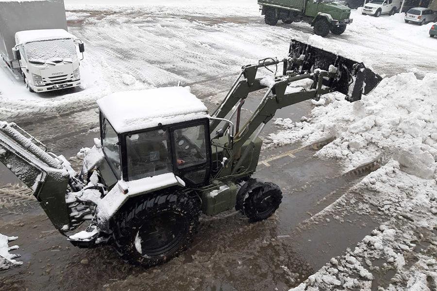 В Одесской области нацгвардейцы помогают справиться со стихией, - ФОТО, фото-9